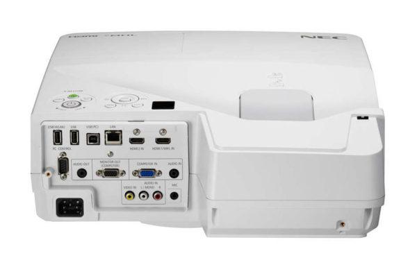 Projektor_za_kratke_razdalje_NEC_UM301Wi_MultiTouch_LCD_5