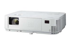 Večnamenski_projektor_NEC_M322H_DLP_0
