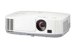Večnamenski_projektor_NEC_P401W_LCD_0