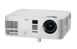 Večnamenski_projektor_NEC_VE281X_DLP_0