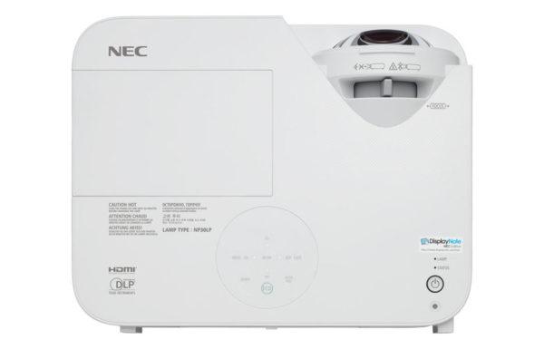 Projektor_za_kratke_razdalje_NEC_M303WS_DLP_6