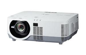 Večnamenski_projektor_NEC_P502W_DLP_0