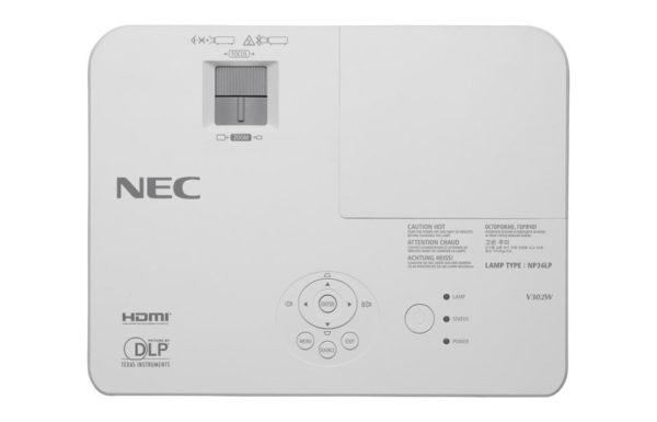 Večnamenski_projektor_NEC_V302W_DLP_6